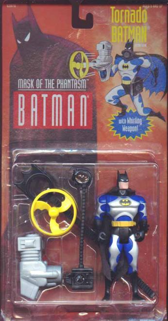Tornado Batman Mask Phantasm Animated Movie action figure