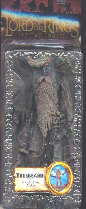 Treebeard Trilogy Lord Rings Two Towers action figure