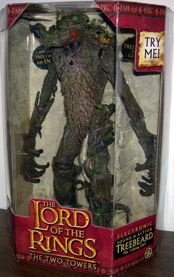 15 inch Treebeard talking ENT
