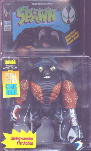 Tremor Spawn Series 1 action figure