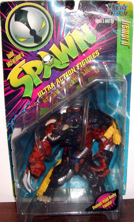 Tremor II Spawn Series 5 action figure