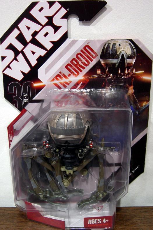 Tri-Droid 30th Anniversary Star Wars Revenge Sith action figure