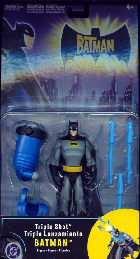 Triple Shot Batman action figure