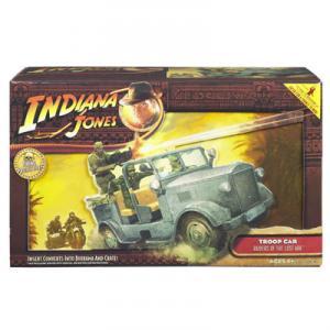 Troop Car Indiana Jones Raiders Lost Ark vehicle