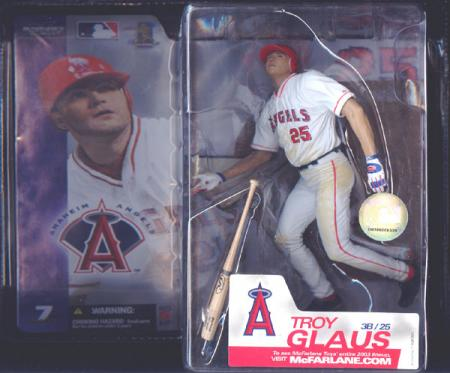 Troy Glaus McFarlane SportsPicks Series 7 action figure