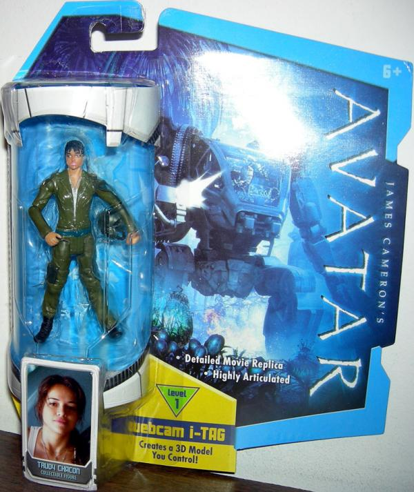 Trudy Chacon Avatar Movie action figure