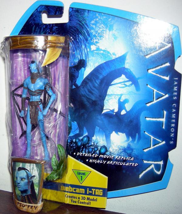 Tsutey Avatar Movie action figure