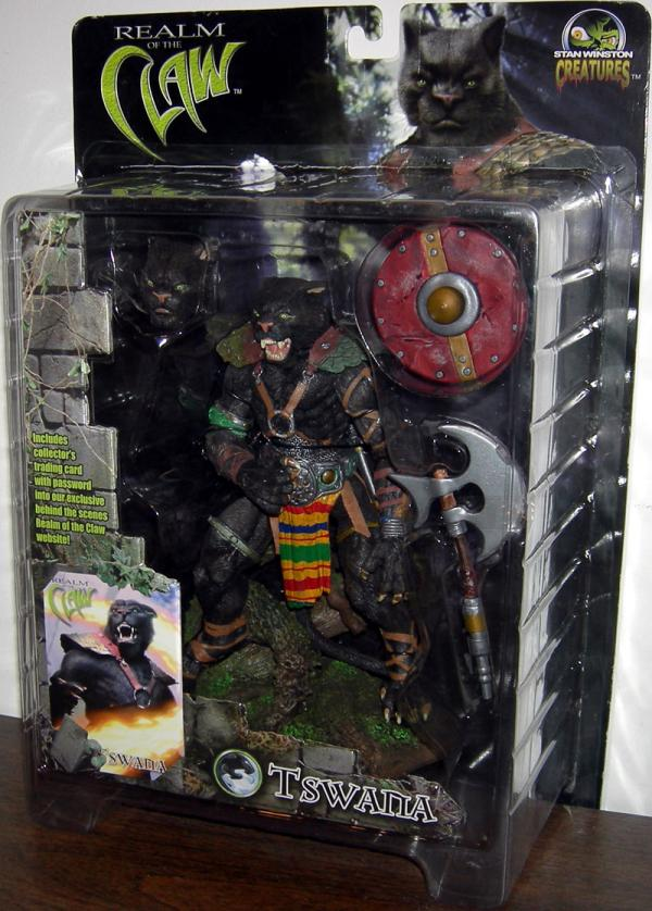 Tswana Stan Winston Creatures Realm Claw action figure