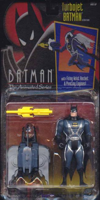 Turbojet Batman Animated Series action figure