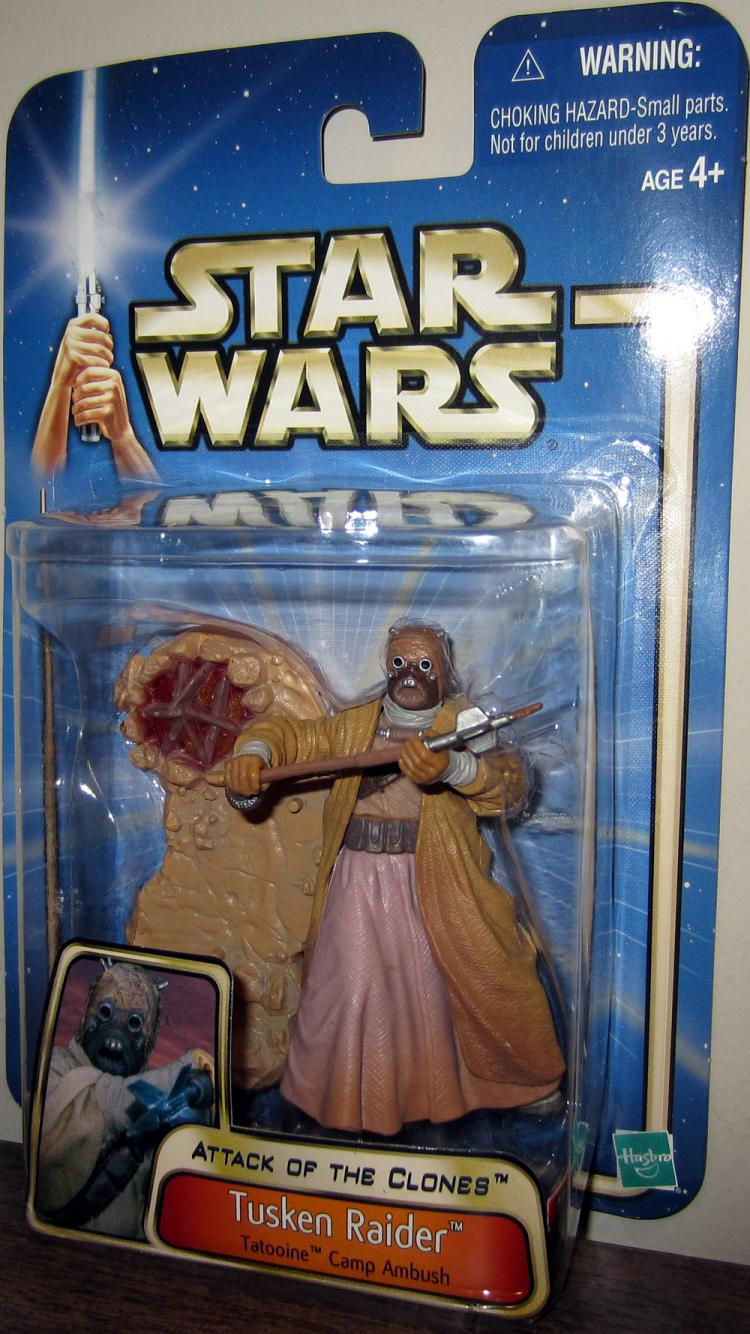 Tusken Raider Tatooine Camp Ambush Star Wars action figure