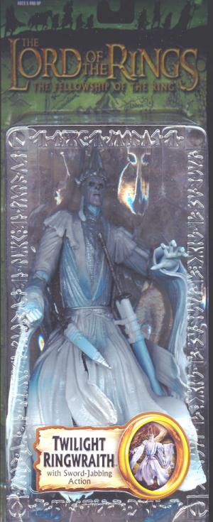 Twilight Ringwraith Trilogy Lord Rings action figure