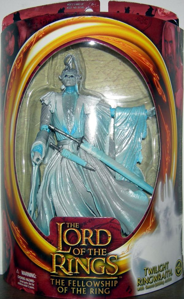 Twilight Ringwraith Lord Rings FOTR Red Box action figure