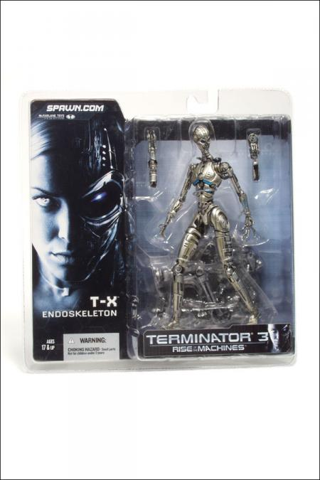 T-X Terminatrix Endoskeleton