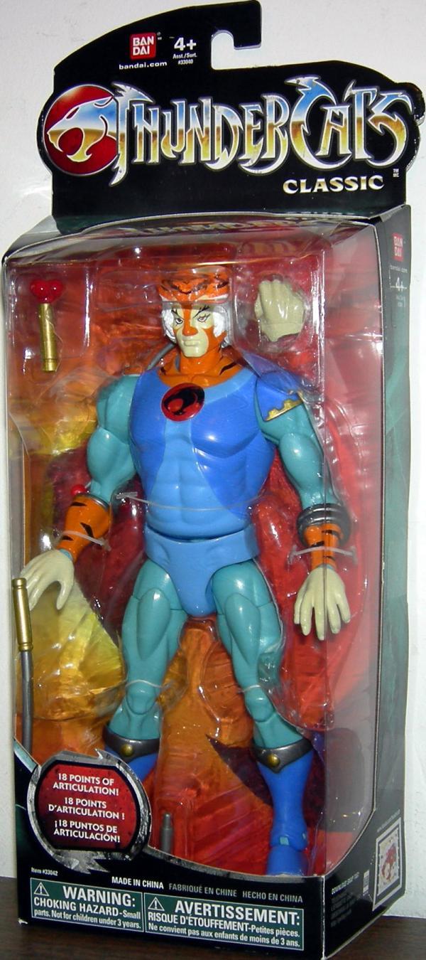Tygra Classic Thundercats action figure