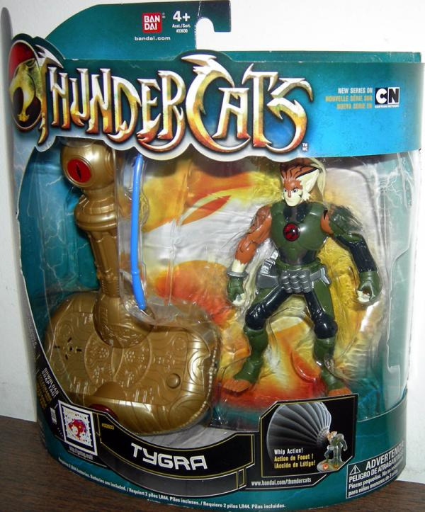 Tygra Whip Action figure Thundercats