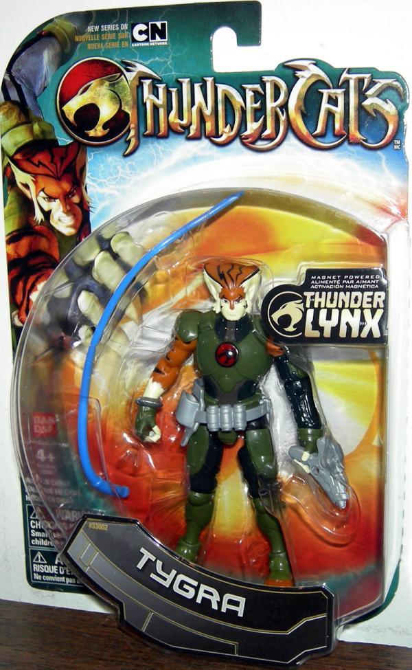 Tygra Thundercats Thunder Lynx action figure