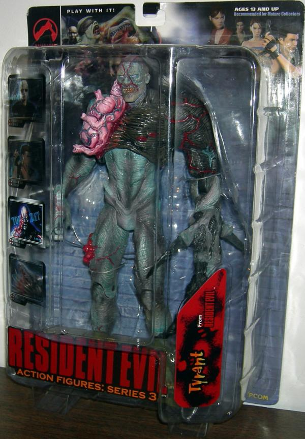 Tyrant Resident Evil Action Figures Series 3