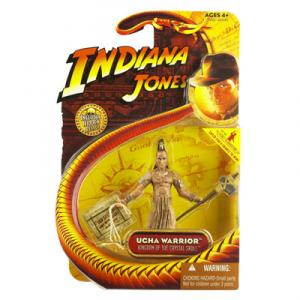 Ugha Warrior Indiana Jones Kingdom Crystal Skull action figure