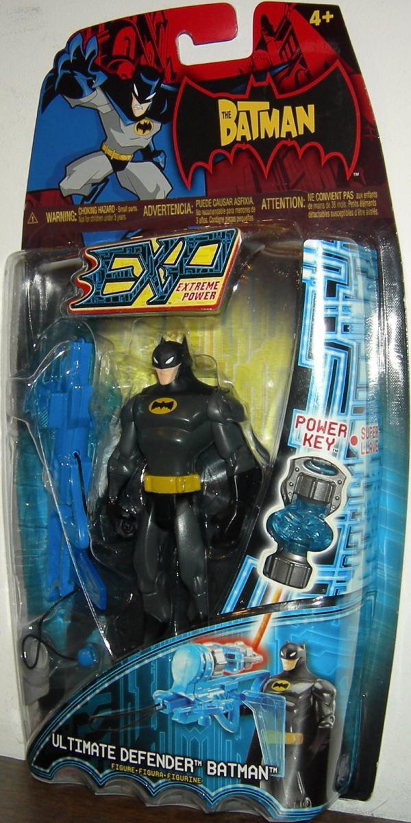 Ultimate Defender Batman EXP Extreme Power action figure