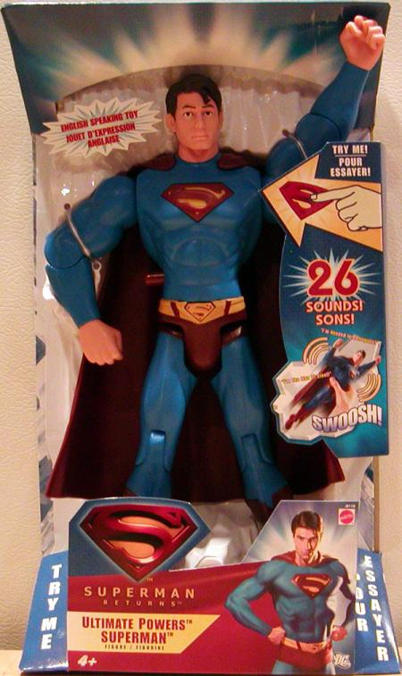 12 inch Ultimate Powers Superman