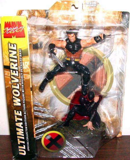 Ultimate Wolverine Marvel Select Action Figure Diamond