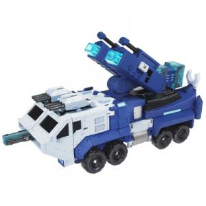 Ultra Magnus Animated Leader Class Transformers action figure