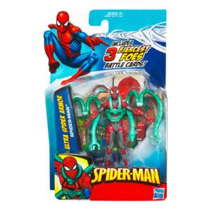 Ultra Spider Armor Spider-Man action figure