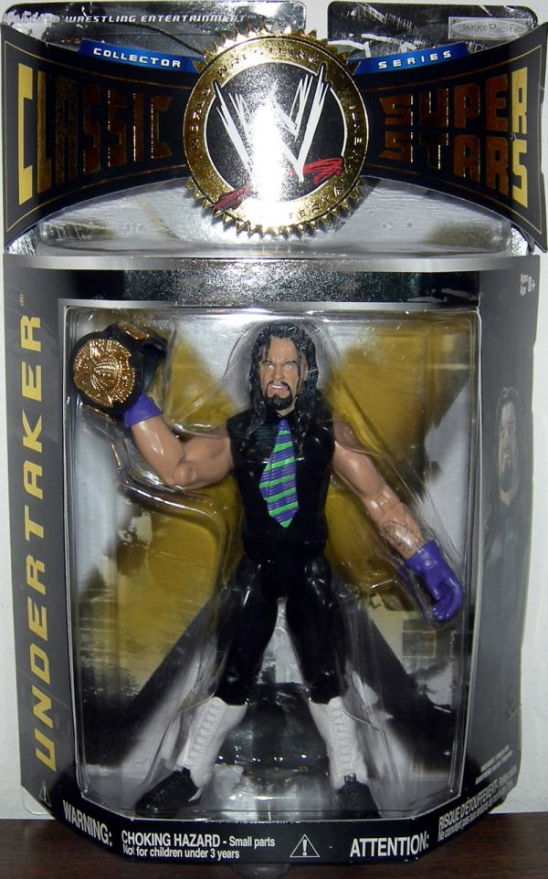 Undertaker WWE Classic Super Stars action figure