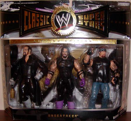 The 3 Faces Undertaker 3-Pack