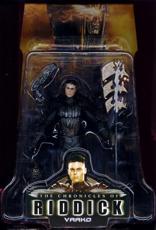 Vaako Chronicles Riddick action figure