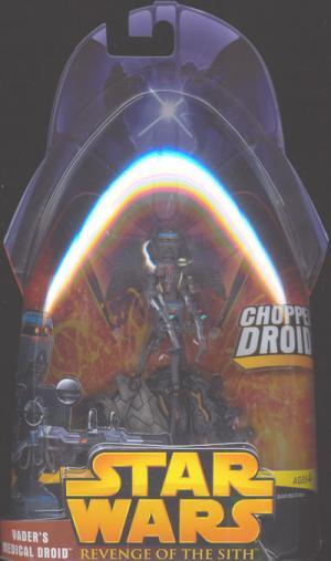 Vaders Medical Droid Figure Revenge Sith 37 Star Wars