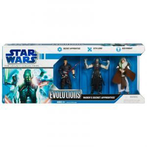 Vaders Secret Apprentice Legacy Collection Star Wars action figures