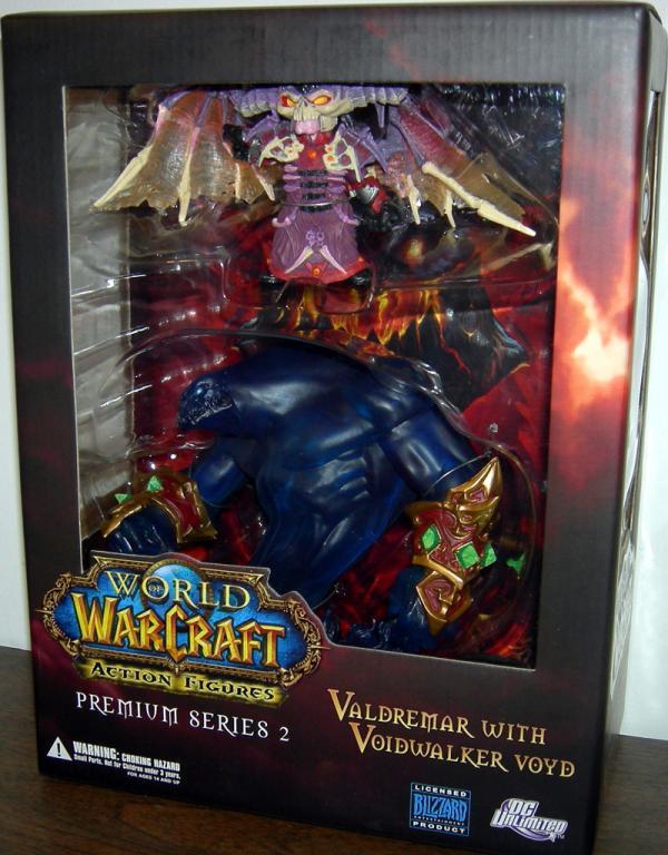 Valdremar Voidwalker Voyd Figures World Warcraft Premium Series 2