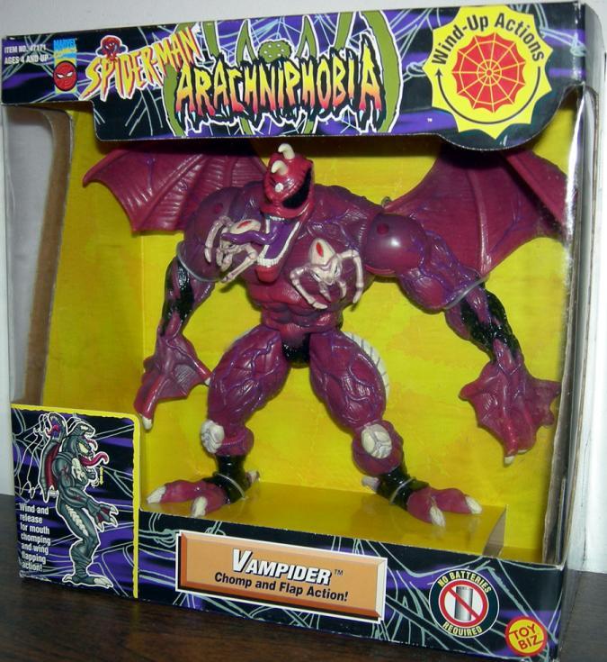 Vampider Spider-Man Arachniphobia action figure