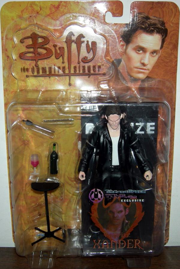 Vampire Xander Buffy Slayer Time Space Toys Exclusive action figure