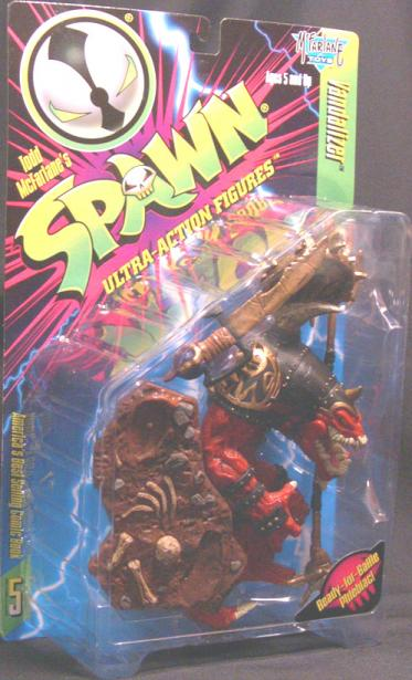 Vandalizer Series 5 FAO Exclusive Spawn action figure