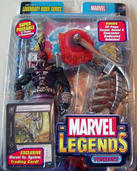 Vengeance Marvel Legends Legendary Riders Series action figure