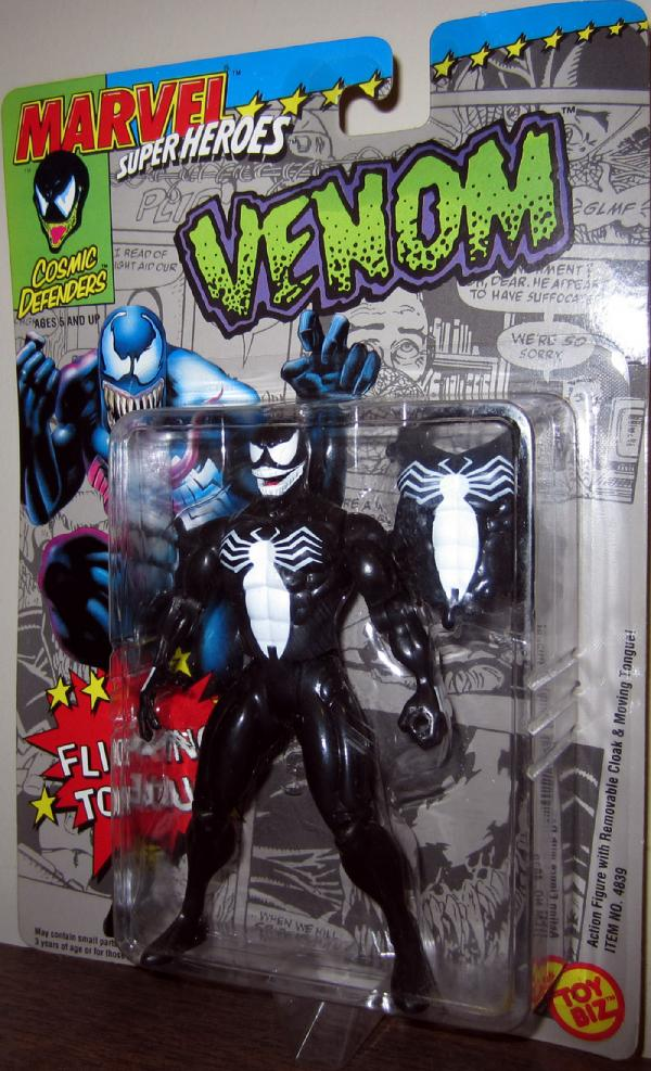 Venom Flicking Tongue Marvel Super Heroes action figure