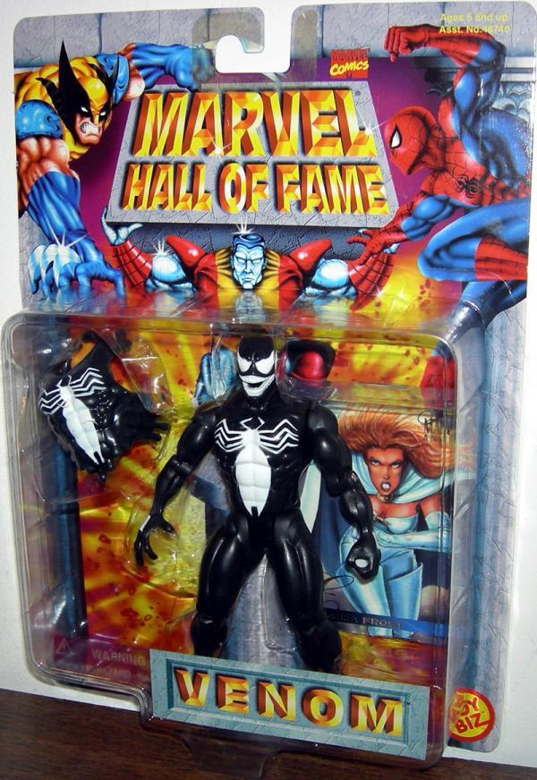 Venom Marvel Hall Fame action figure