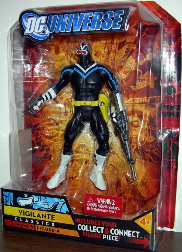 Vigilante Figure 4 DC Universe Classics Wave 8 Mattel