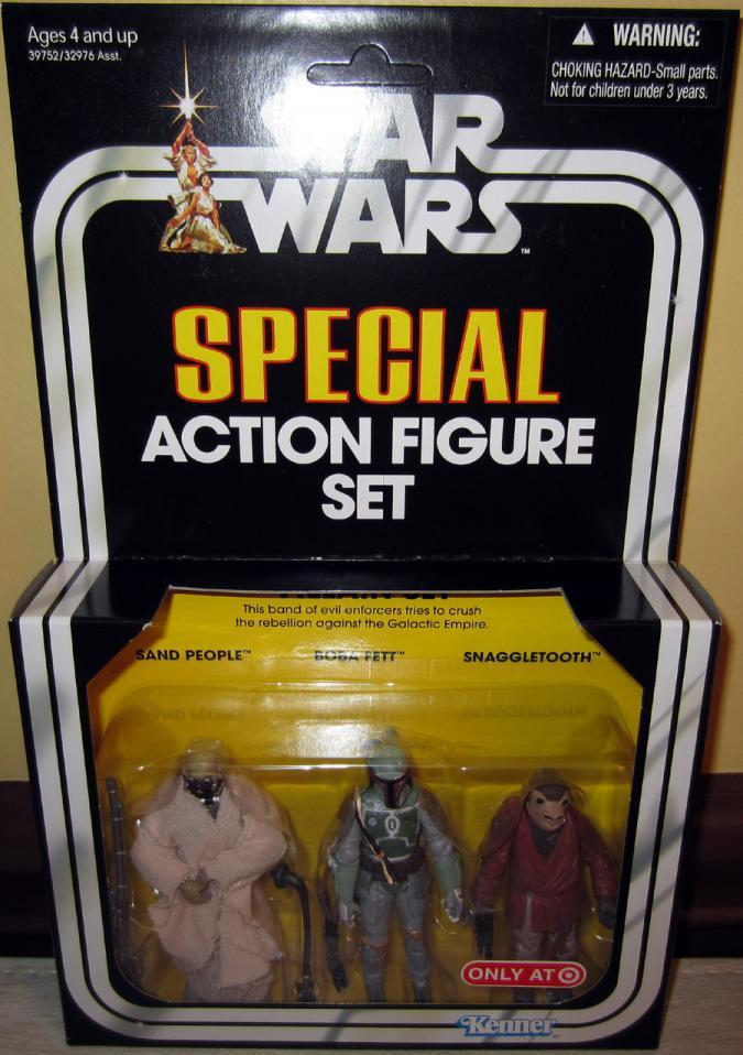 Villain Set Figures 2 Target Exclusive Star Wars Hasbro