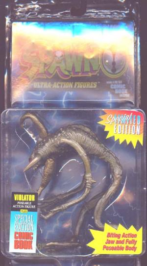 Violator Gold Spawn Special Limited Edition action figure