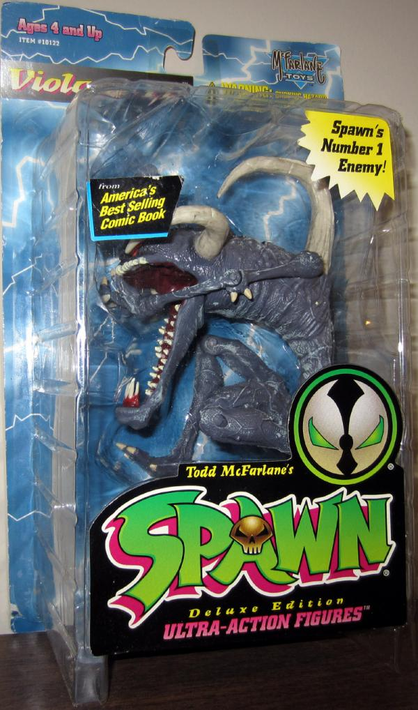 Violator II Figure Spawn Deluxe Edition Ultra-Action