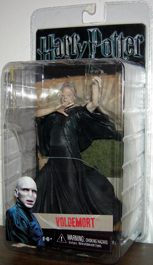Voldemort Deathly Hallows Series 2 Harry Potter action figure