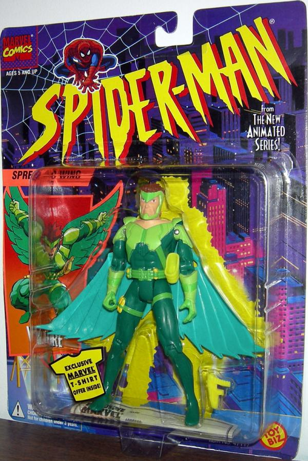 Vulture Spider-Man Animated action figure