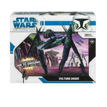 Vulture Droid Clone Wars Star vehicle