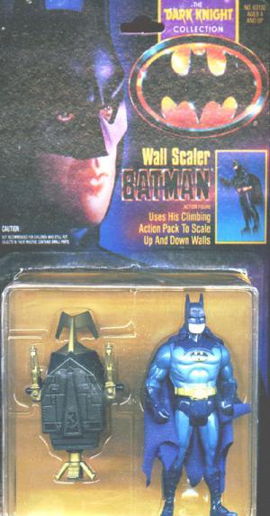 Wall Scaler Batman Figure Dark Knight Collection Movie