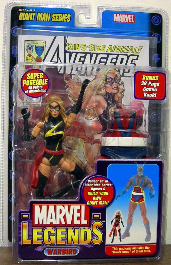 Warbird Marvel Legends Giant Man Series action figure