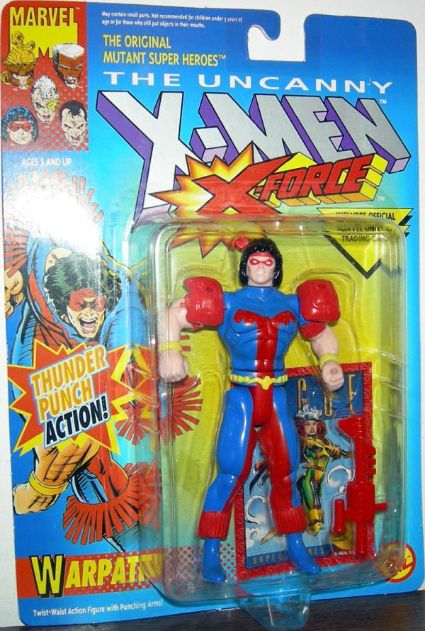 Warpath Action Figure Thunder Punch Uncanny X-Men X-Force