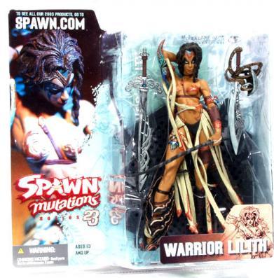Warrior Lilith (Reborn 3)